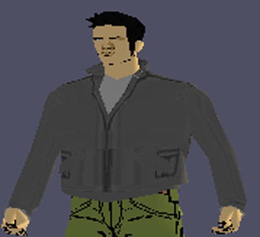 Mike From Gta Advance For Gta III
