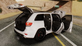 Jeep SRT 8 TrackHawk