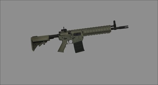 CM-901 Assault Rifle