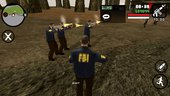 FBI Agent Bodyguards for Android