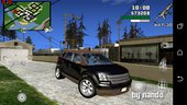 GTA V Vapid Radius Only dff For Android