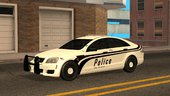 2013 Chevy Caprice  Ames Police Department