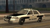 2007 Ford Crown Victoria West Des Moines Police Department