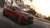 Maserati Levante Mansory [Add-On]1.01
