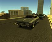 Dodge Charger RT 1970 + Extras Fast and Furious