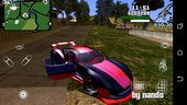 GTA V Cyclone Only dff For Android