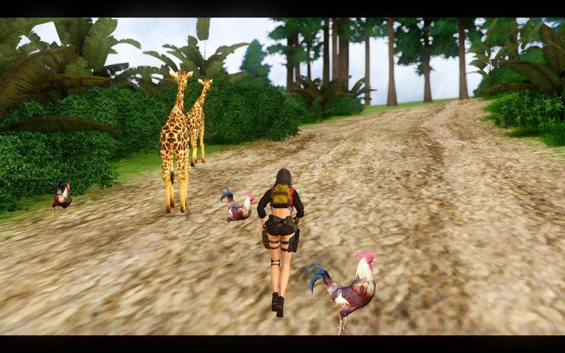 GTA San Andreas Wild Life Mod v2 Mod - GTAinside com