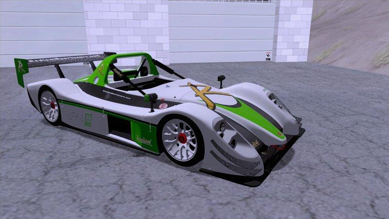 GTA San Andreas Radical SR8 RX Mod - GTAinside com