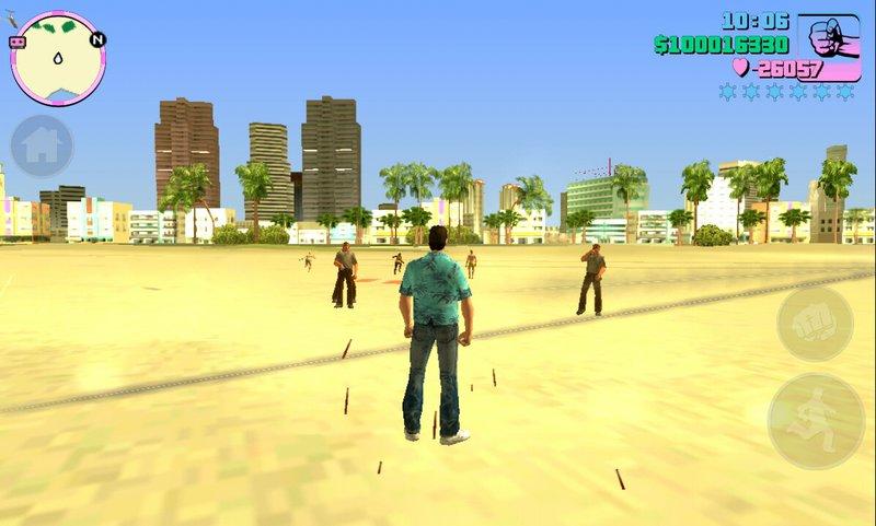 GTA Vice City Infinite Health Mod (No Root) Mod - GTAinside com
