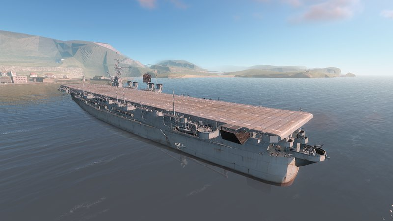 An Artists Impression Of A Queen Elizabeth Ii Cl Aircraft Carrier Photo Mod