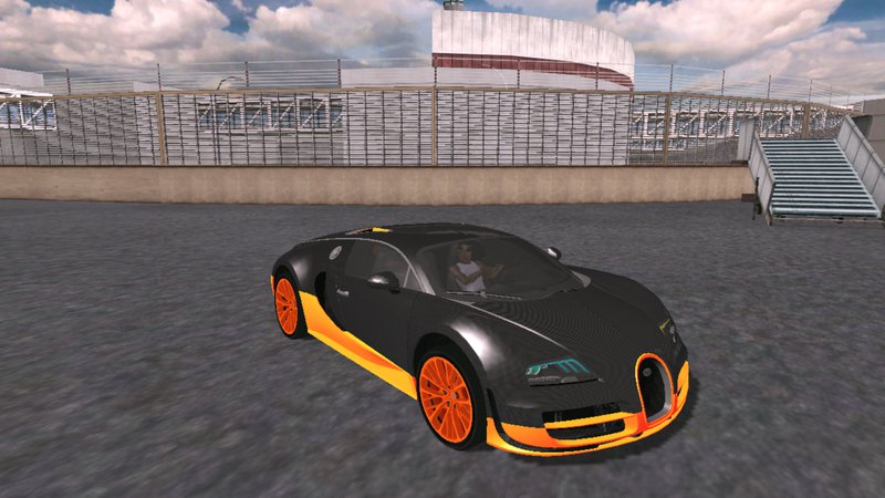 gta san andreas bugatti veyron supersports world record edition for android mod