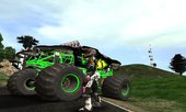 WCC Stuka Monster truck