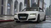 2010 Audi A8 L 4.2 FSI Quattro (D4) [Add-On | tuning]