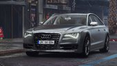 2013 Audi S8 (D4) [Add-On | tuning]