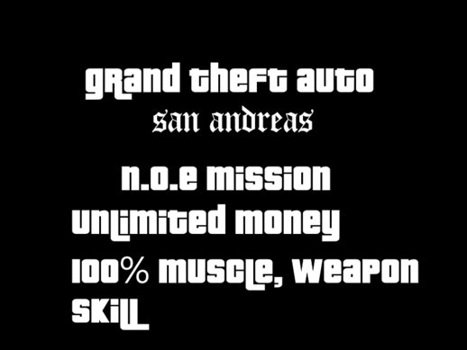 N.O.E (unlimited money guns)