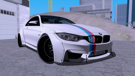 BMW M4 LB WALK [updated]