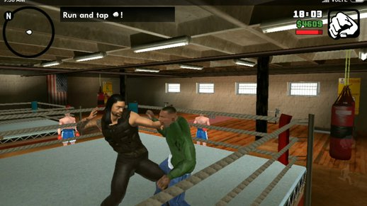Roman Reigns (Shield Version) for Android