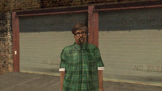 HD Characters Sweet Ryder Big Smoke