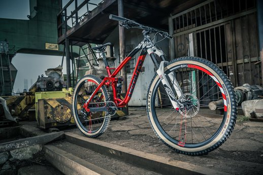 NS BIKE SNABB T1 enduro