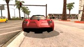 Pagani Huayra for Android Dff Only
