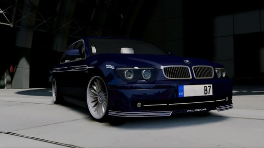 2004 BMW Alpina B7 (E65 Pre-Facelift) [Add-On/Replace/Extras]