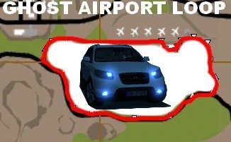 Ghost Airport Loop #3 DYOM