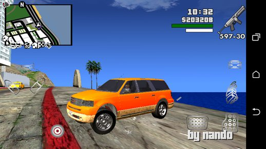 GTA lV Dundreary Landstalker v2 For Android