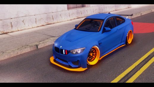 2015 BMW M4 F82 GTS Liberty Walk LB Performance