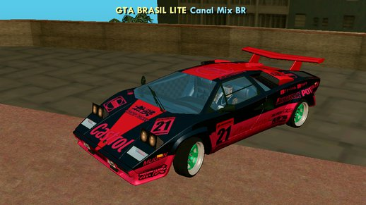 Lamborghini Countach for SAN ANDROID