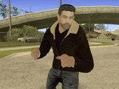 Chris Redfield Casual