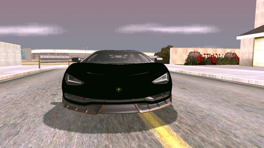 Lamborghini Centenario for Android Dff Only