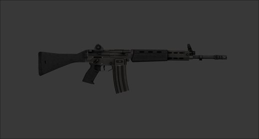 Howa Type 89 Assault Rifle