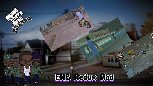 ENB Redux Mod For Android