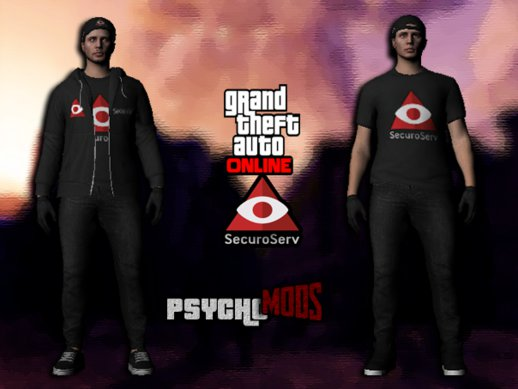 SecuroServ Skin Pack