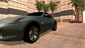NISSAN 370Z for Android Dff Only
