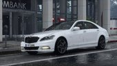 2012 Mercedes-Benz S500 L 4MATIC (W221) [Add-On | Tuning]