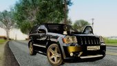Jeep Grand Cherokee SRT-8 (WK)