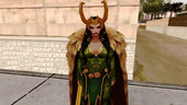 Marvel Future Fight - Loki (Lady Loki)
