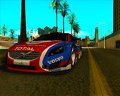 Volvo S60 Racing Car For Android (no Needed Pc)