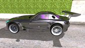 Mercedes Benz SLS for Android Dff Only