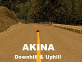 Akina Downhill And Uphill Part 1 (DYOM)