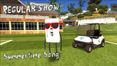 Regular Show Summertime Song