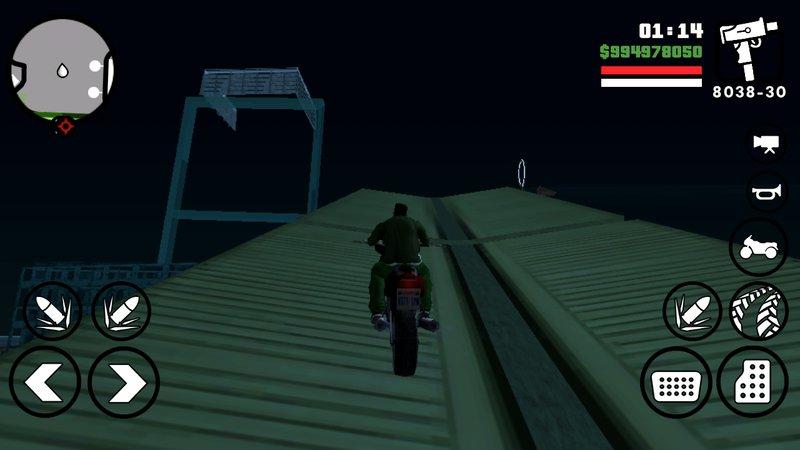 GTA San Andreas Mega Ramp Mod Mod - GTAinside com