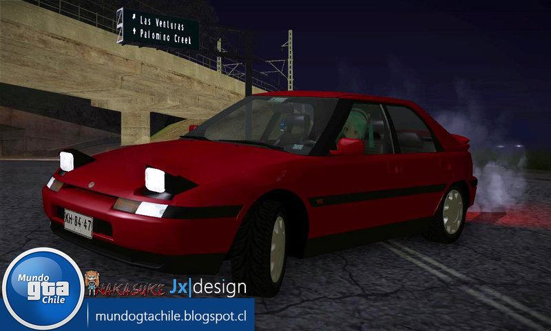 Gta san andreas 1992 mazda 323f mod gtainside 1992 mazda 323f altavistaventures Images