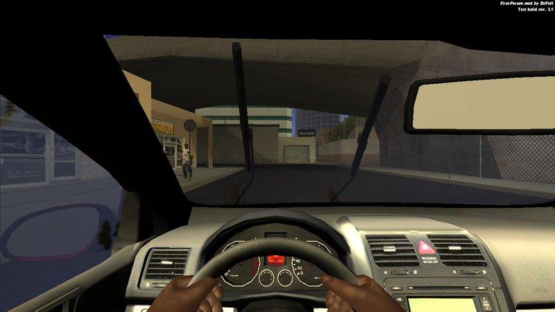 GTA San Andreas VW Golf Mk5 GTi - Tunable v2 Mod - GTAinside com