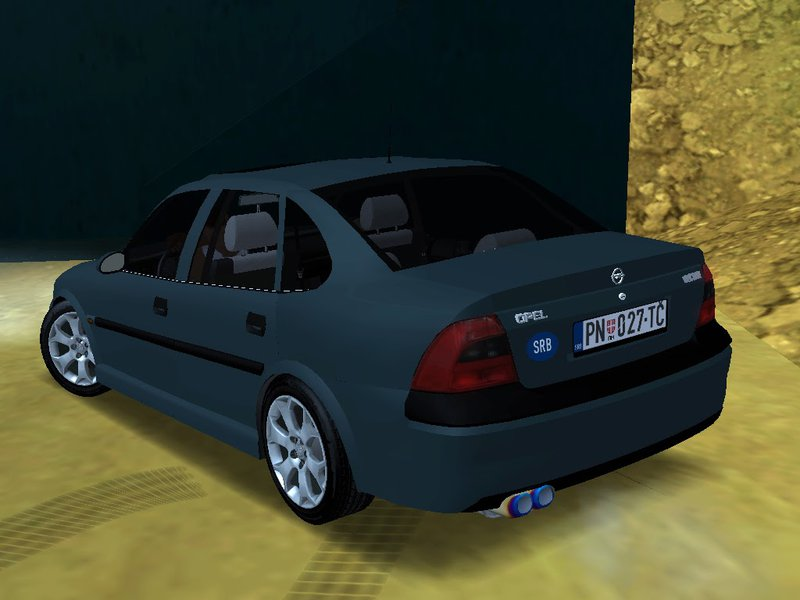 gta san andreas opel vectra b sedan mod. Black Bedroom Furniture Sets. Home Design Ideas
