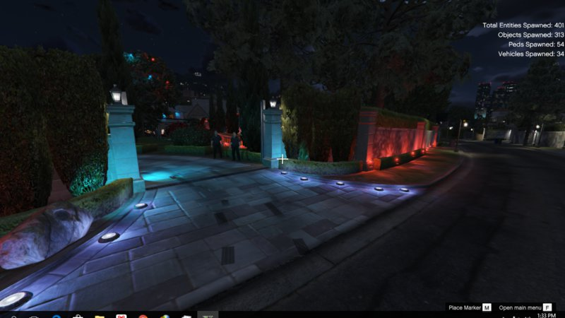 GTA 5 Rich Car Show (Menyoo) Mod - GTAinside com