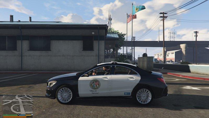 Gta 5 Police Cars