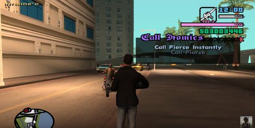 Call of Saints as Homies v1.0 (GTA: Underground)
