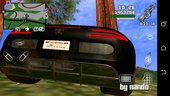GTA V Truffade Adder v2 No txd for Android